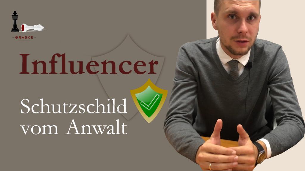 Rechtsberatung für Influencer